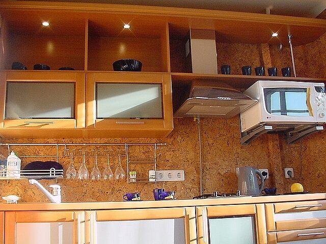 Какие стеновые панели лучше для кухни